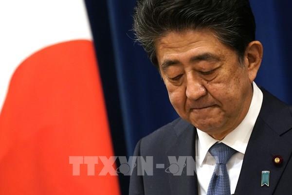 Thủ tướng Nhật Bản thông báo quyết định từ chức