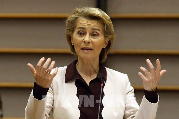 Nghị viện châu Âu đặt điều kiện cho việc phê chuẩn kế hoạch ngân sách dài hạn của EU