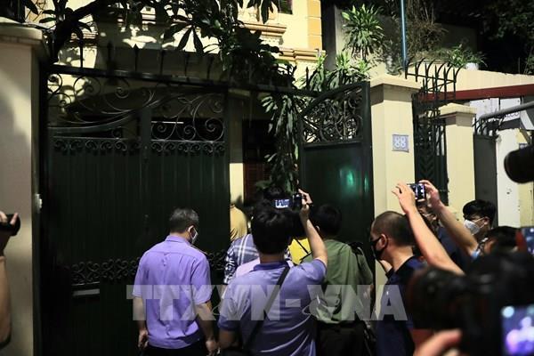 Khởi tố bị can, bắt tạm giam đối với ông Nguyễn Đức Chung