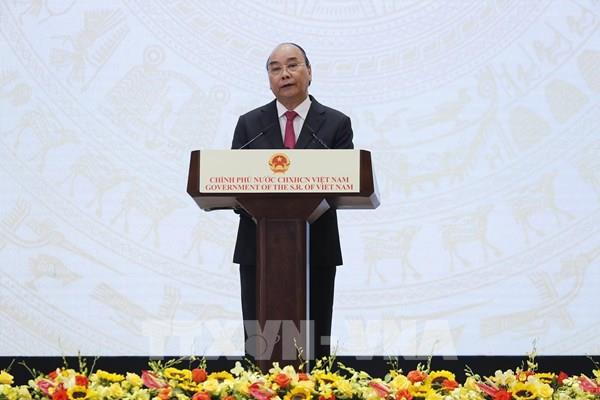 Thủ tướng: Tương lai Việt Nam song hành với hòa bình, hợp tác và thịnh vượng của thế giới