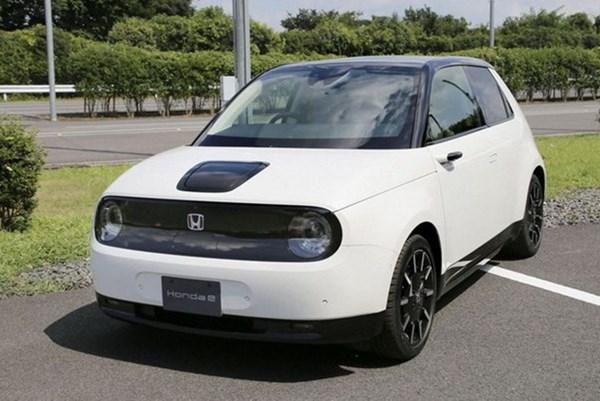 Honda sắp tung ra thị trường ô tô điện sản xuất đại trà đầu tiên