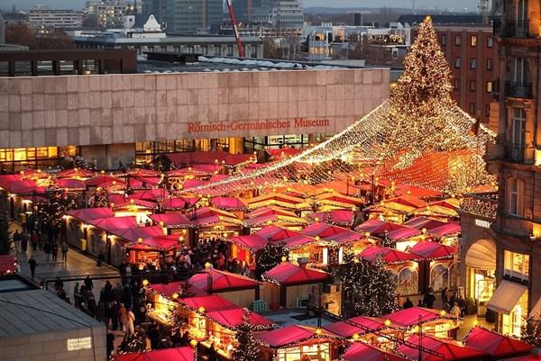 Thành phố của Đức tạm chia tay với một nét văn hóa mùa Giáng sinh