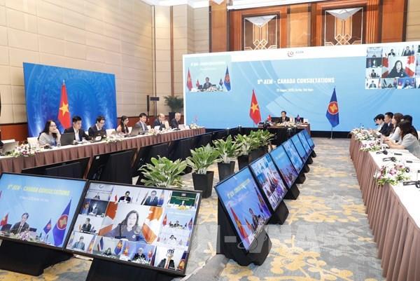 ASEAN 2020: Hướng tới đàm phán Hiệp định thương mại song phương giữa ASEAN và Canada