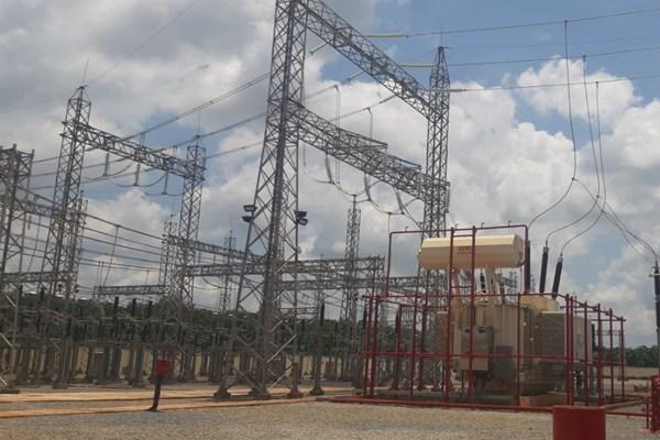 Đóng điện trạm biến áp 220 kV Châu Đức
