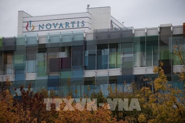 Novartis hạ triển vọng doanh thu năm 2020