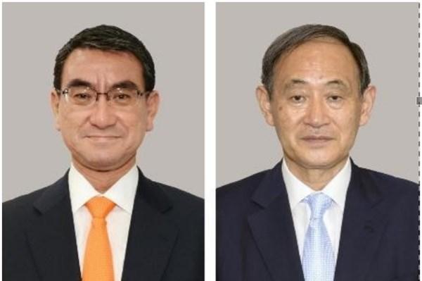 Chánh Văn phòng Nội các Nhật Bản Yoshihide Suga sẽ ra tranh cử chức Chủ tịch LDP