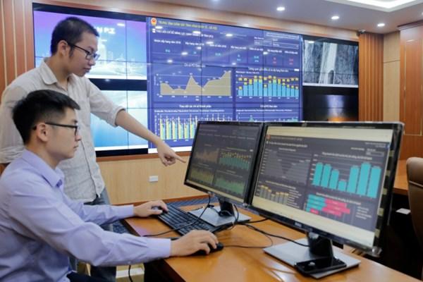 Khai trương Trung tâm điều hành thông minh tỉnh Phú Thọ