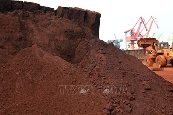 Vì sao xuất khẩu đất hiếm của Trung Quốc giảm mạnh?