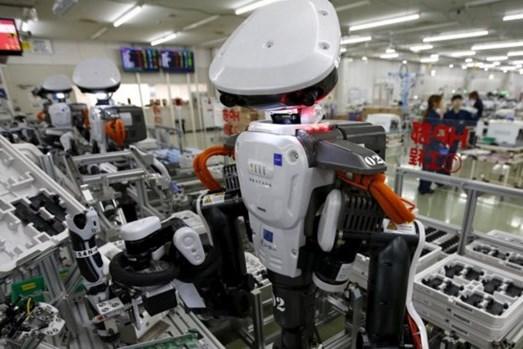 Dịch COVID-19 buộc doanh nghiệp ứng dụng công nghệ cao trong sản xuất
