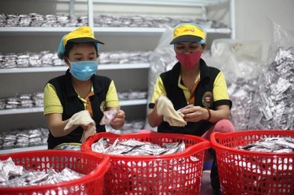Đưa sản phẩm don đóng gói, ăn liền tiếp cận thị trường