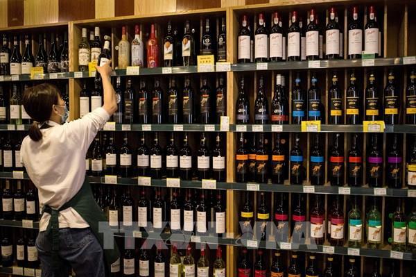 """Australia: Điều tra chống bán phá giá rượu vang của Trung Quốc là """"thiếu thực chất"""""""