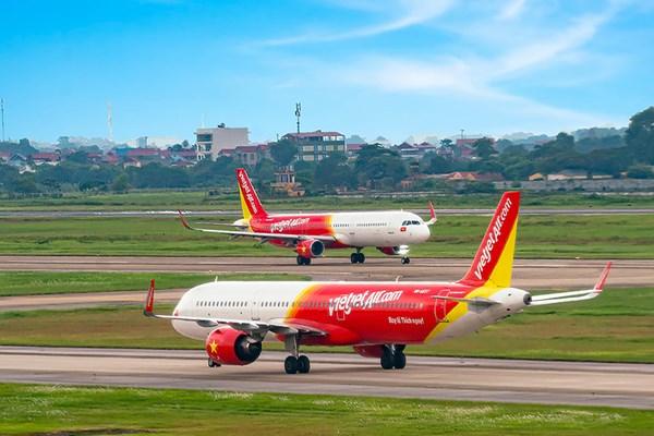 Ngành hàng không triển khai các giải pháp ứng phó cơn bão số 5