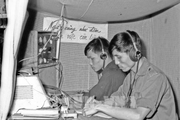75 năm ngày truyền thống TTXVN: Bản tin đặc biệt về ngày giải phóng hoàn toàn miền Nam