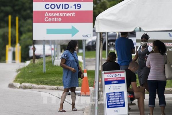 Mỹ và Canada tiếp tục nỗ lực ứng phó dịch COVID-19