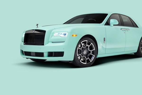 Rolls-Royce ra mắt mẫu ô tô mới Ghost