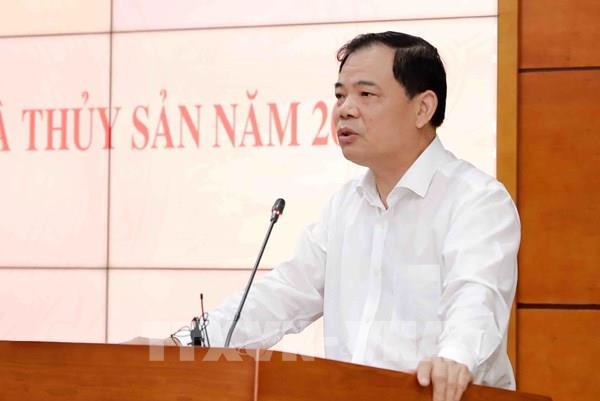 Bộ trưởng Nguyễn Xuân Cường: Rủi ro dịch bệnh cao trên các đối tượng chăn nuôi, thủy sản