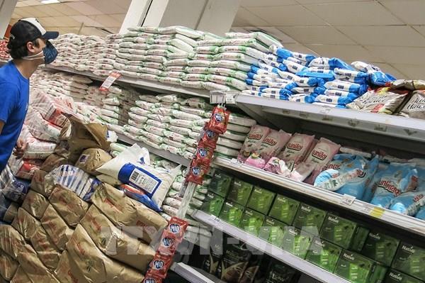 Giá cả toàn cầu tăng do đại dịch gây rủi ro cho an ninh lương thực ở nhiều nước