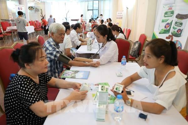 Phê duyệt Chương trình Chăm sóc sức khỏe người cao tuổi đến năm 2030