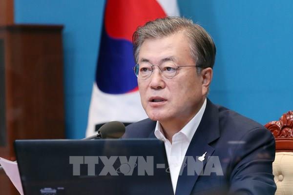 Hàn Quốc kêu gọi giới tài chính ủng hộ chính sách phục hồi kinh tế