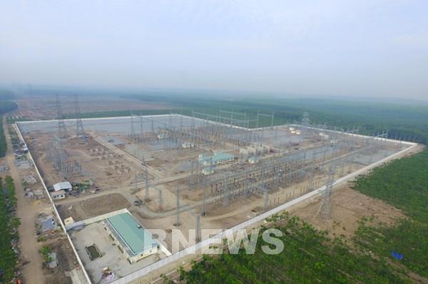 Sẽ khởi công dự án đường dây 500 kV Vân Phong-Vĩnh Tân trong năm 2021