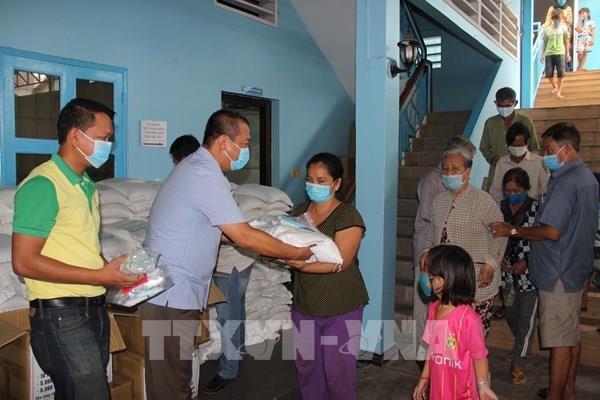 Dịch COVID-19: Hỗ trợ khẩn cấp cho người gốc Việt tại Campuchia