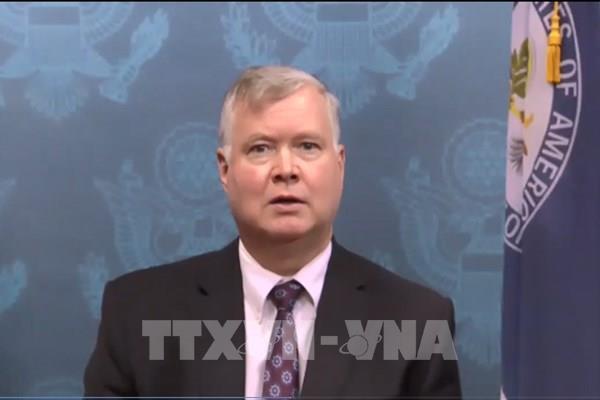 Hàn, Mỹ thảo luận kế hoạch hội đàm quan chức ngoại giao song phương tại Washington