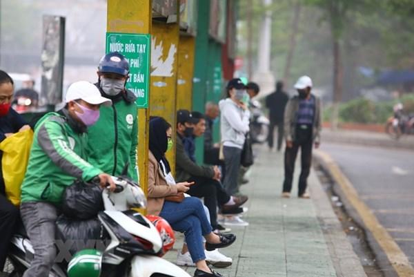 Hà Nội yêu cầu tăng cường xử lý người không đeo khẩu trang phòng dịch