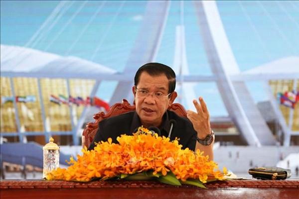 Thủ tướng Campuchia: Toàn cầu hóa là yếu tố quan trọng đối với tăng trưởng toàn cầu