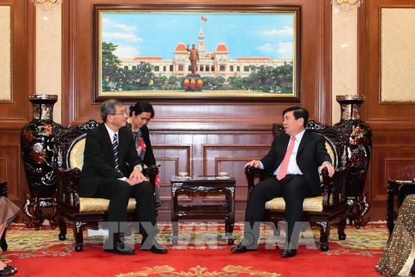 Tp Hồ Chí Minh tạo điều kiện thuận lợi cho các nhà đầu tư Nhật Bản
