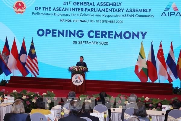 AIPA 41: Brunei đánh giá cao khả năng lãnh đạo đặc biệt của Chủ tịch AIPA Việt Nam