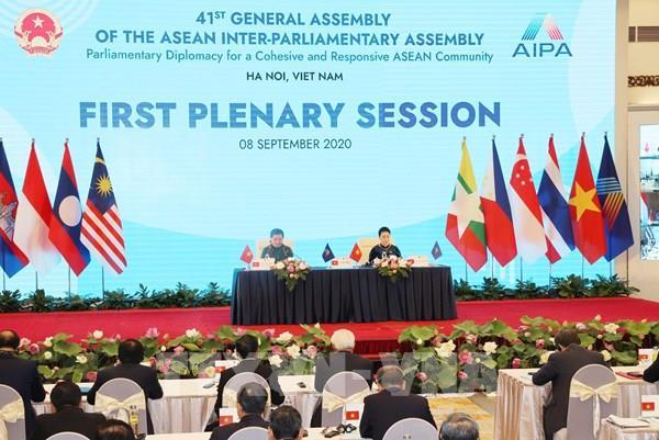 AIPA 41: Chủ tịch Quốc hội Lào đề cao vai trò Chủ tịch ASEAN và AIPA của Việt Nam