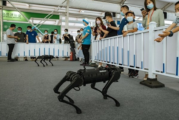 Sự lên ngôi của robot AI thời COVID-19