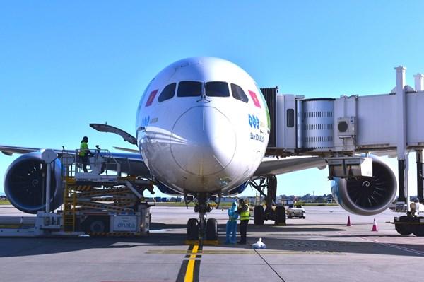 Bamboo Airways dẫn đầu tỷ lệ bay đúng giờ trong 8 tháng