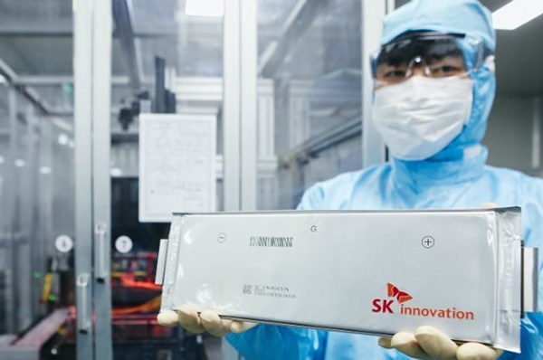 LG Chem dẫn đầu thị trường pin xe điện toàn cầu