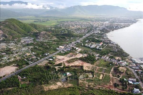 Lập quy hoạch tỉnh Khánh Hòa thời kỳ 2021- 2030, tầm nhìn đến năm 2050