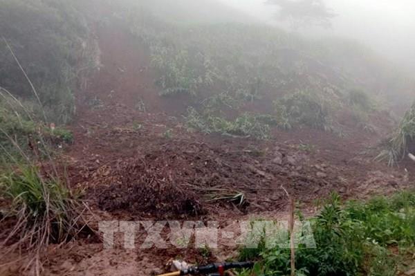 Dự báo thời tiết: Nguy cơ lũ quét, sạt lở đất tại vùng núi Bắc Bộ