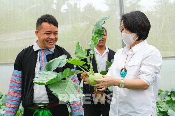 Central Retail hỗ trợ nông dân vùng cao thoát nghèo