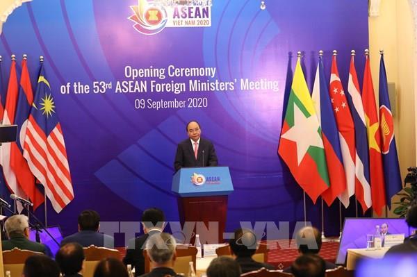 Thủ tướng: ASEAN cần tiếp tục đoàn kết, kiên định con đường và phương cách của mình