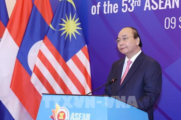 ASEAN 2020: Phát biểu của Thủ tướng Nguyễn Xuân Phúc tại AMM 53 và các Hội nghị liên quan