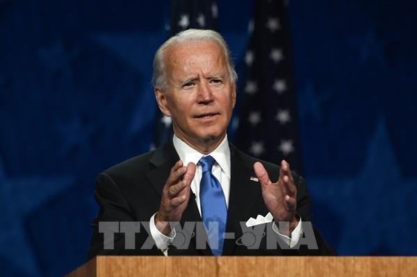 Bầu cử Mỹ 2020: Ông Joe Biden yêu cầu đề cử Thẩm phán mới thay bà Ginsburg sau bầu cử