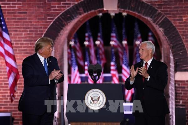 Bầu cử Mỹ 2020: Một kỳ bầu cử khác thường