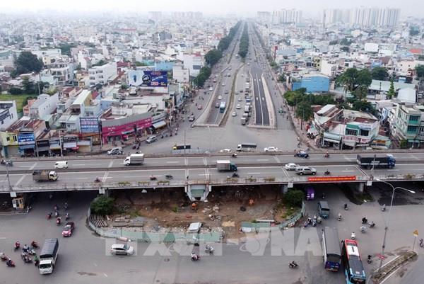 TP HCM sắp hoàn thành nhiều dự án hạ tầng trọng điểm