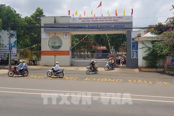 Nghịch lý trong tuyển sinh lớp 10 ở Bình Phước