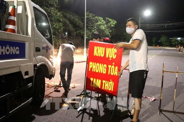 Dịch vụ kinh doanh không thiết yếu tại Quảng Trị được hoạt động trở lại từ ngày 10/9