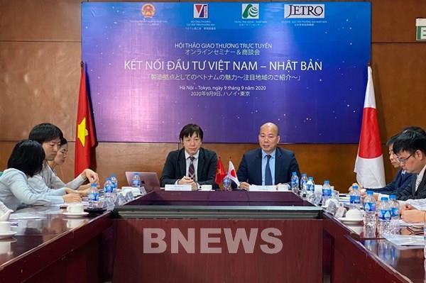 Trưởng đại diện JETRO: Dòng vốn FDI vào Việt Nam sẽ phục hồi sau dịch COVID-19