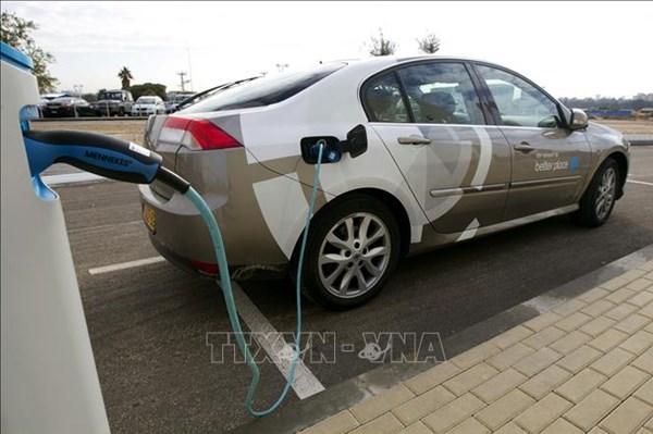 Indonesia quyết tâm hiện thực hóa ngành ô tô điện