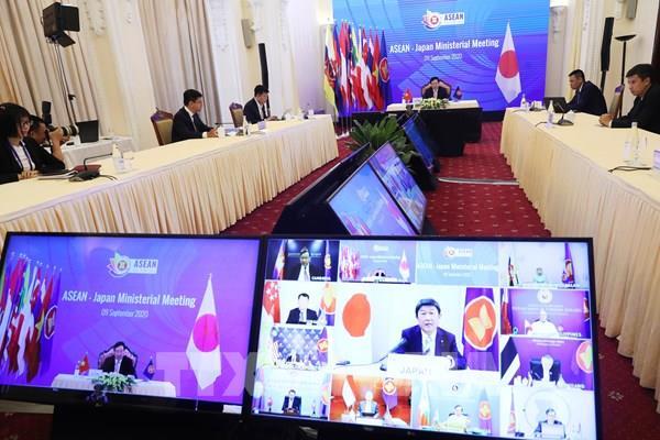 ASEAN 2020: Hội nghị AMM 53 và các Hội nghị liên quan bước vào ngày làm việc thứ hai