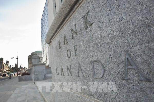 Canada duy trì lãi suất thấp kỷ lục