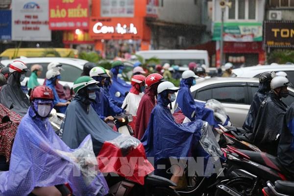 Dự báo thời tiết 4 ngày tới: Từ ngày 18 - 20/9, Hà Nội có mưa vừa, mưa to