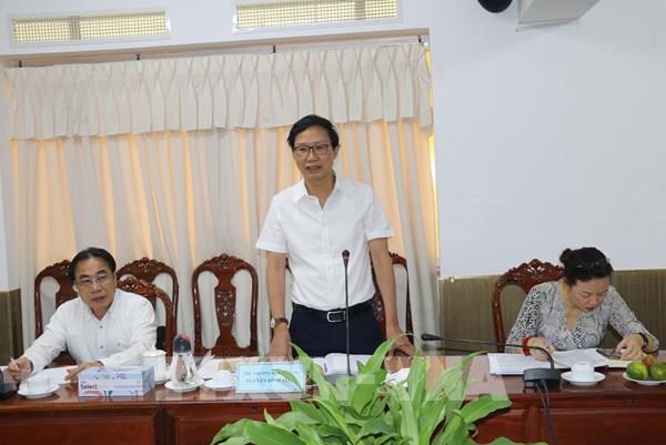Sớm đưa Cần Thơ trở thành trung tâm Đồng bằng sông Cửu Long